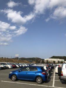 サンアリーナ駐車場