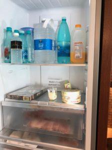 カオスな冷蔵庫