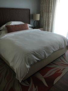 二つ目のベッドルーム