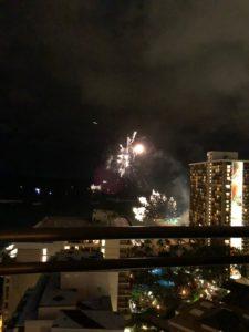 グランドアイランダーから花火はよく見えます
